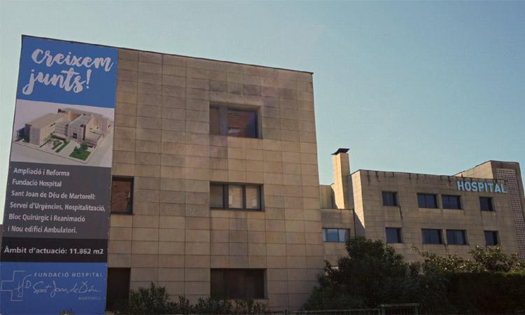 Crit d'alerta d'Enric Llorca per les llistes d'espera de l'Hospital