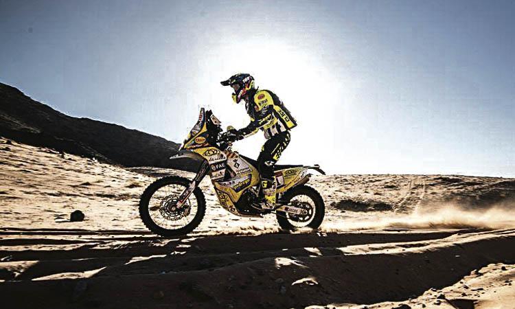 "Pep Mas: ""No m'hauria imaginat mai quedar 69è al Dakar"""