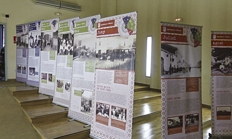 Una exposició per recordar les festes d'Abrera més antigues