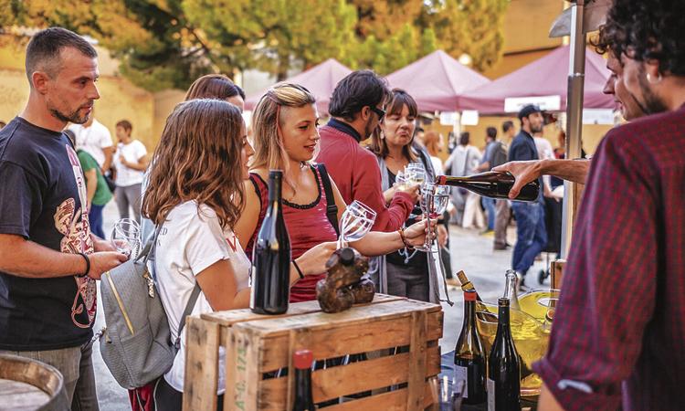 La sisena Fira del Vi i de la Gastronomia d'Esparreguera, el 19 d'octubre