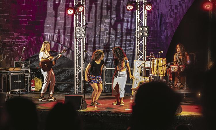 En marxa a Martorell el festival Pont a les Arts Sonores