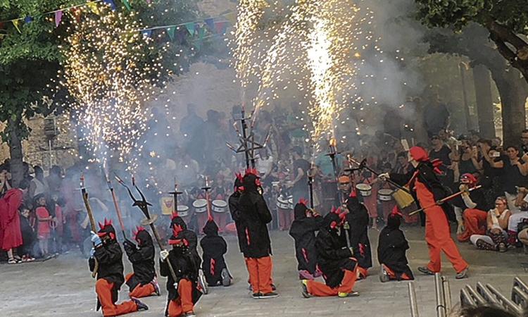 A punt d'arrencar una nova edició de la Festa Major d'Esparreguera