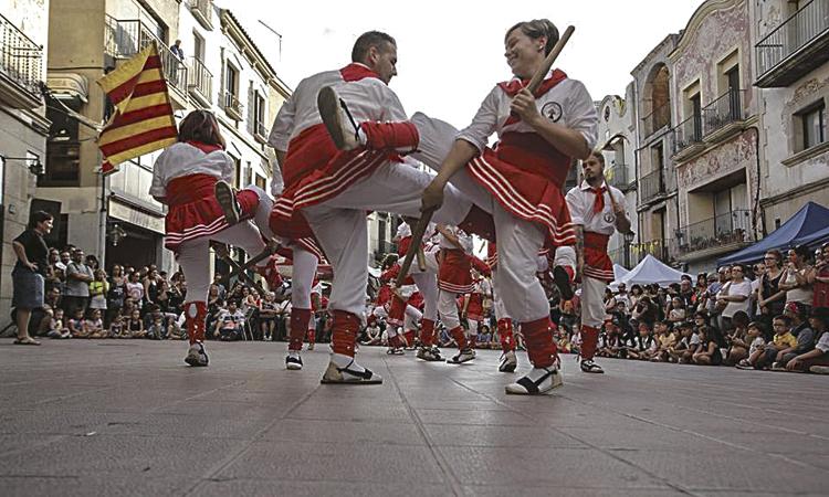 La Festa Major mostra la cara més tradicional de Martorell