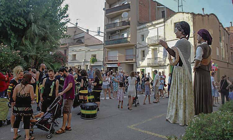 Sant Esteve inicia el compte enrere per a la Festa Major