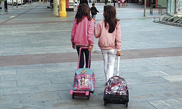 Un projecte a Sant Andreu per combatre el fracàs escolar