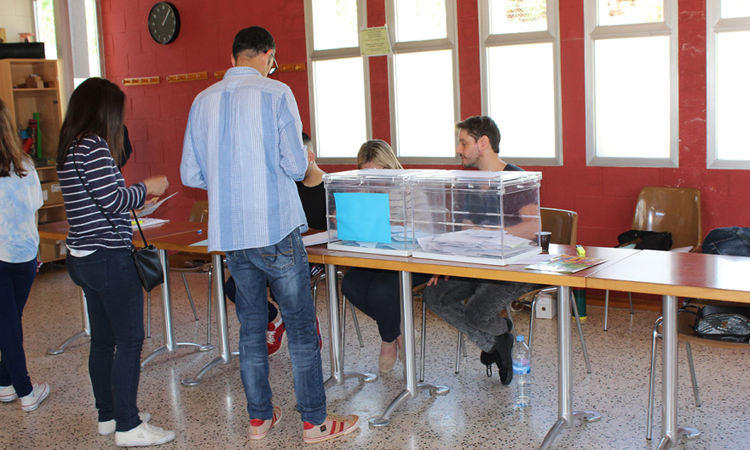 Augment discret de la participació a Castellví de Rosanes