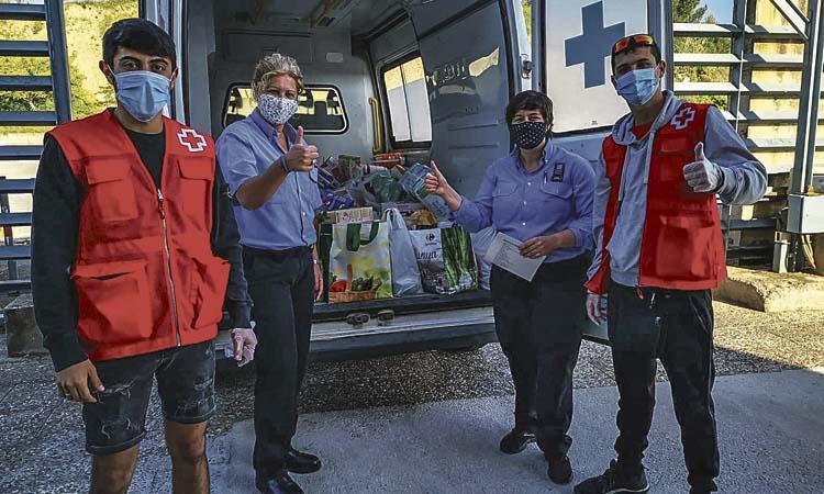 La Creu Roja ja ha atès 400 famílies més a causa de la crisi