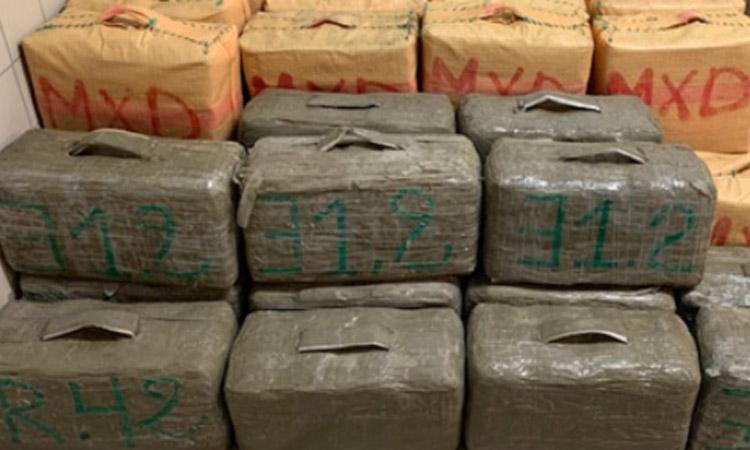 Cau un grup de narcotraficants que tenia la base a Martorell