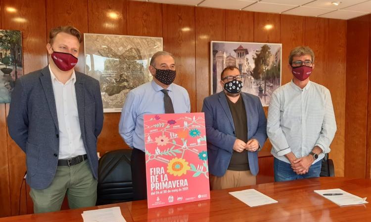 Sant Andreu viurà una Fira de la Primavera més llarga i repartida pel municipi