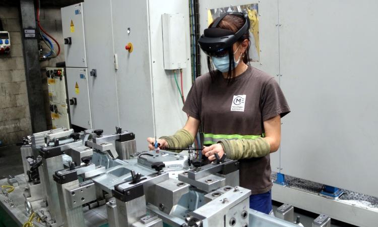 La indústria avança des d'Abrera: el cas de l'empresa Meleghy Automotive