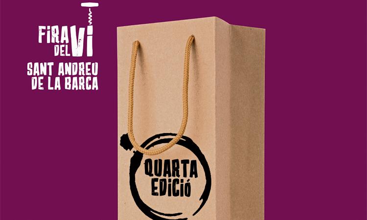 Sant Andreu escalfa motors per a la quarta Fira del Vi