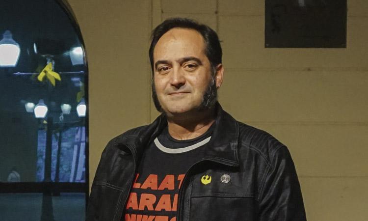 """Felip Segura: """"Si et jutgen per opinar, és que no hi ha llibertat d'expressió"""""""