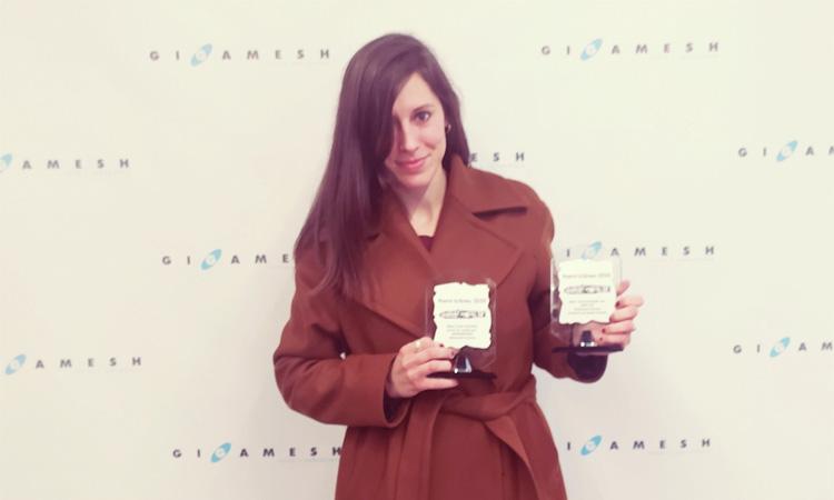 L'olesana Elisenda Solsona guanya dos premis Ictineu