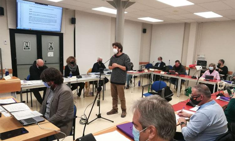 El Ple d'Olesa rebutja la moció per aturar el POUM i fer-ne una consulta
