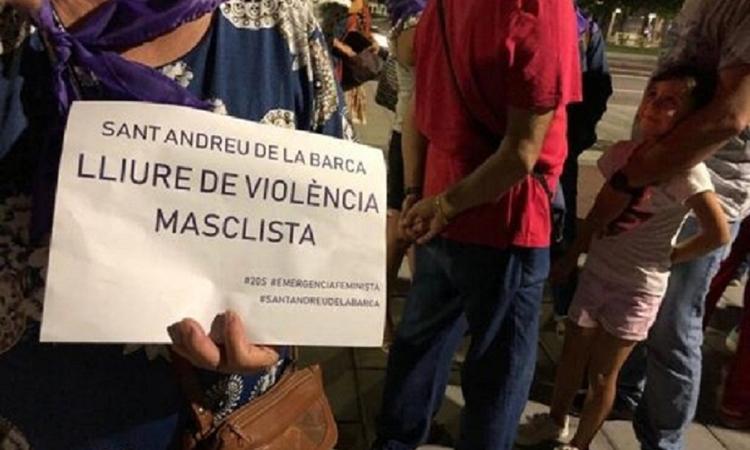 Sant Andreu aprova un pacte contra la violència masclista