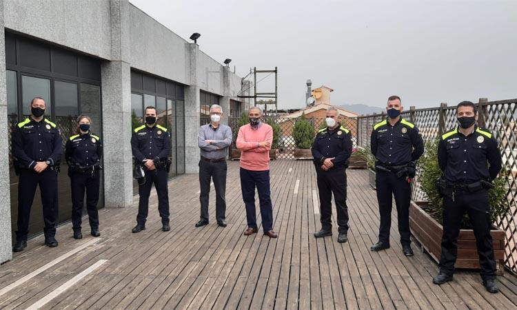 Sant Andreu reforçarà la Policia Local amb tres nous agents