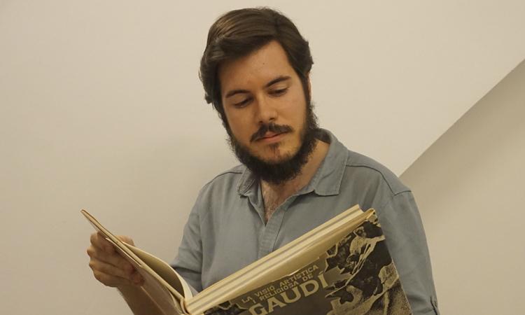 """Gerard Bidegain: """"La cultura ha de ser de proximitat"""""""