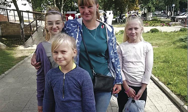 La solidaritat collbatonina arriba fins a Bielorússia