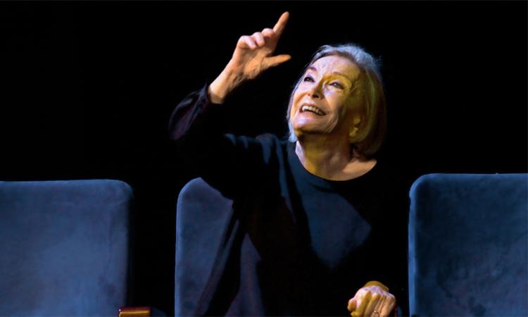 Núria Espert tornarà al teatre que porta el seu nom 10 anys després