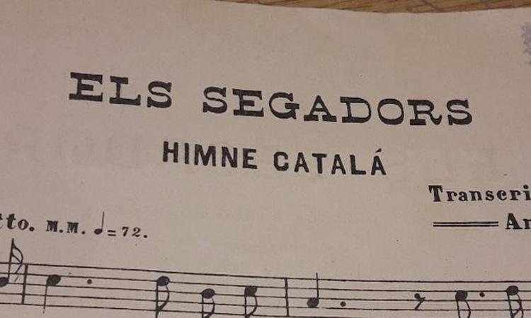 'Els Segadors', motiu de polèmica a Esparreguera