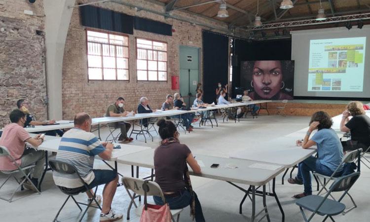 Olesa acull la primera assemblea del Parc Rural de Montserrat