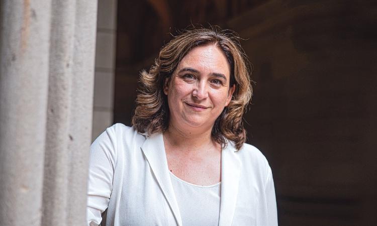 """Ada Colau: """"El model de Superilla Barcelona es reconeix arreu del món"""""""