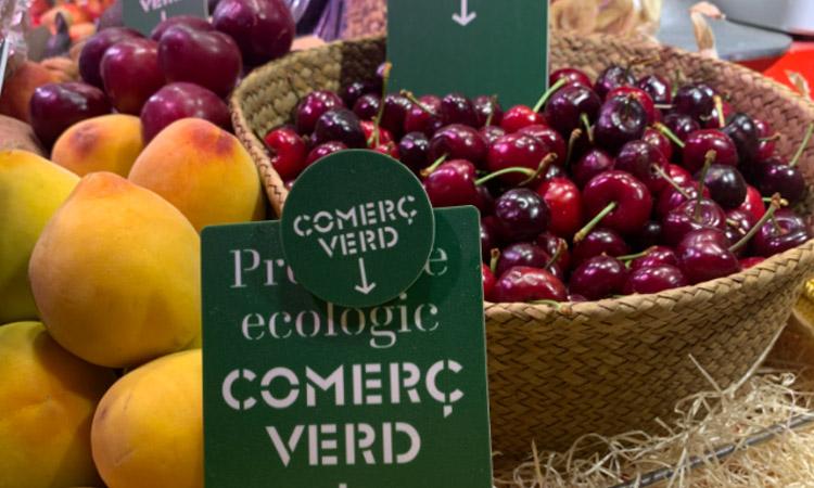 Més productes de proximitat i ecològics als mercats