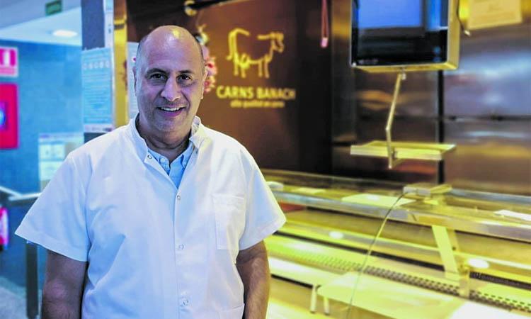 """Carns Banach: """"La gent jove vol un plus que no troba als supermercats"""""""