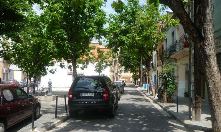 Plus Ultra: el barri amb aires de poble situat al cor de la Marina
