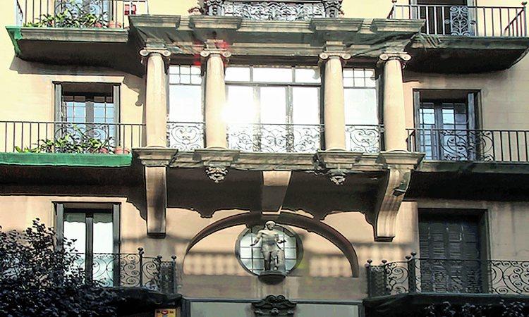 Casa Rosa Alemany