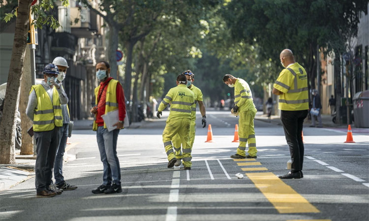 Foment ataca la política de mobilitat de l'Ajuntament