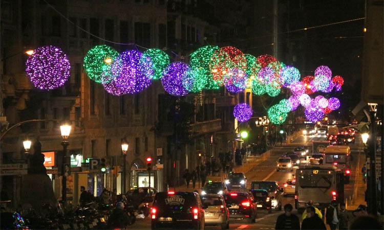 L'Ajuntament manté la subvenció del 75% de la il·luminació nadalenca