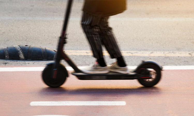 TMB es planteja oferir un servei de patinets elèctrics
