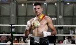 Cristóbal Lorente, nou campió d'Espanya del pes ploma de boxa