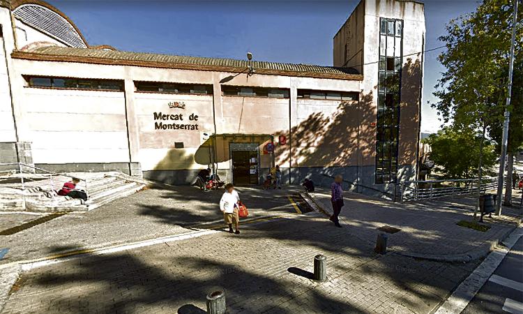 Llum verda a la construcció del nou Mercat de Montserrat