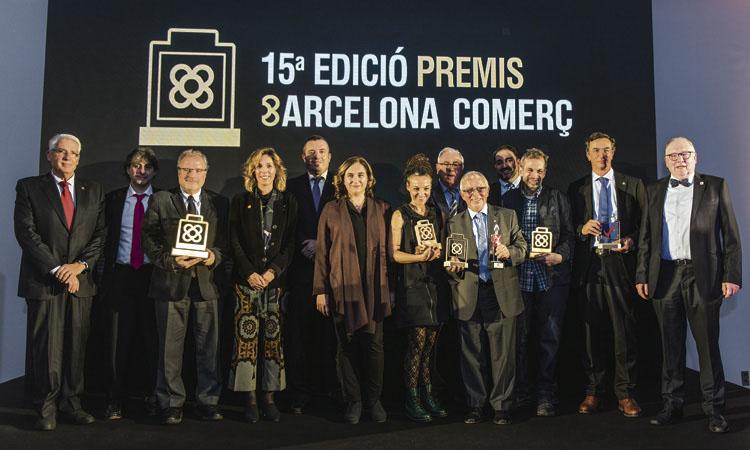 Barcelona Comerç celebra el seu 15è aniversari amb una gran gala