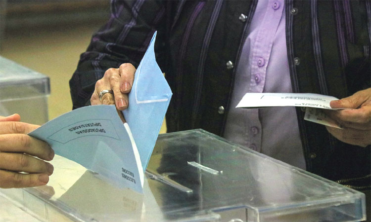 Tot a punt per a les eleccions del 14-F