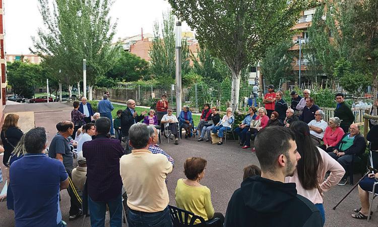 Veïns de Porta preparen noves protestes pels horts de Maladeta
