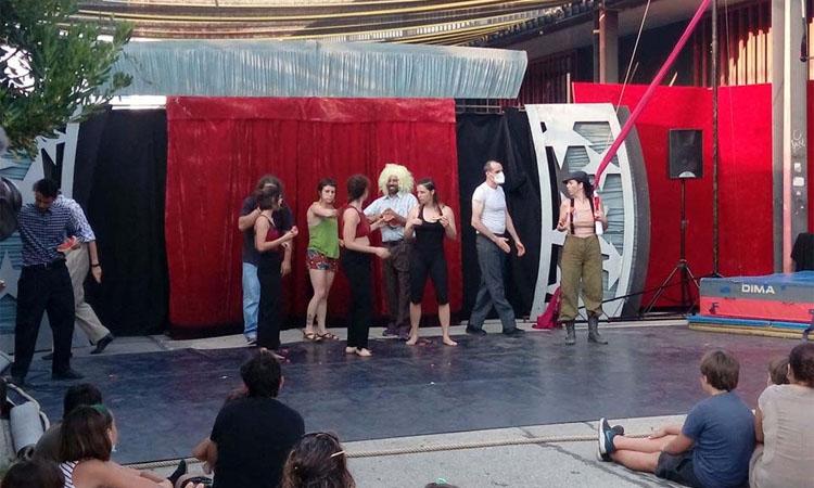 L'Ateneu Popular 9 Barris torna dissabte amb un espectacle de circ