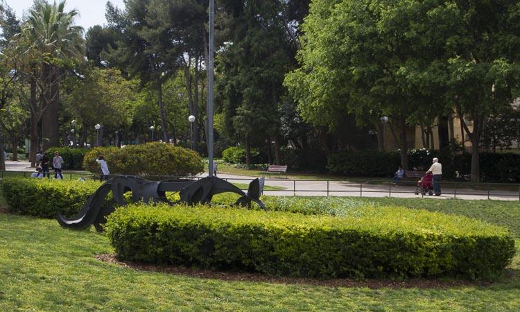 El parc de la Guineueta o el batec i l'orgull del barri