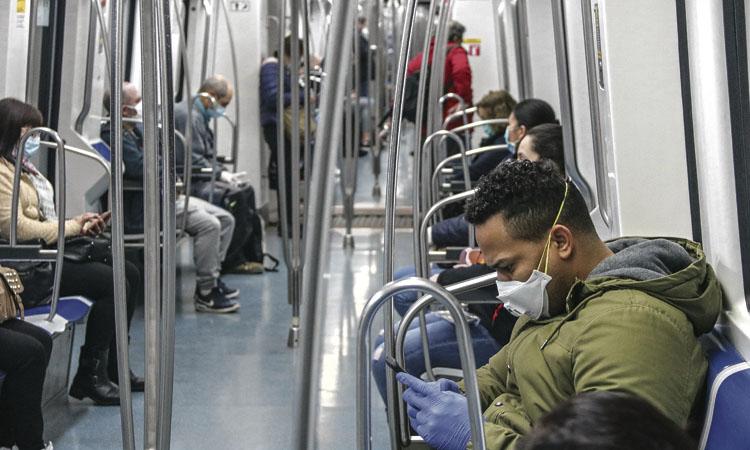 Les rendes baixes han hagut d'anar més en transport públic