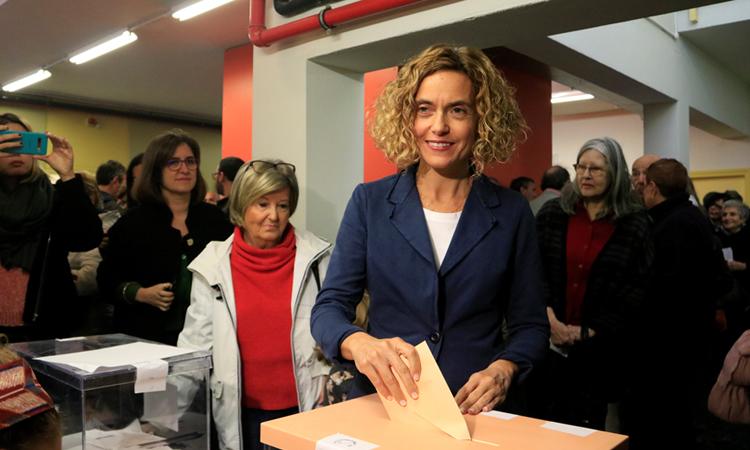 El PSC repeteix victòria a Nou Barris