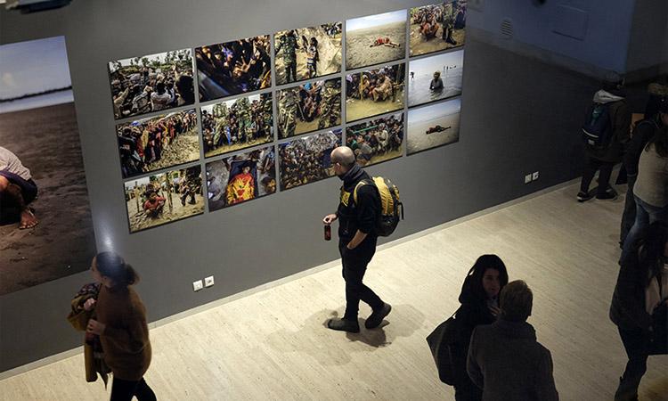 Can Basté viu una nova edició del seu Fòrum Fotogràfic
