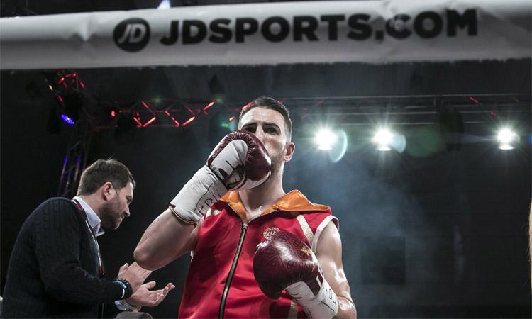 Sandor Martín tornarà a lluitar el 17 de desembre a Milà