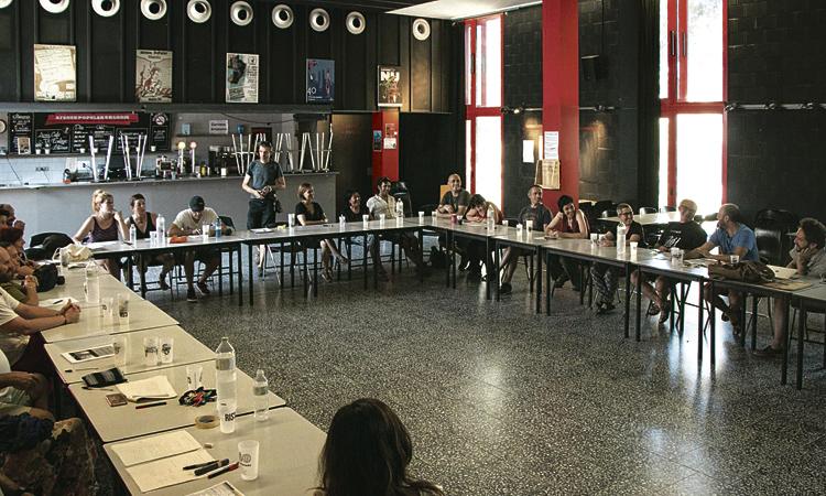 L'Ateneu Popular 9 Barris rep el Premi Nacional de Circ
