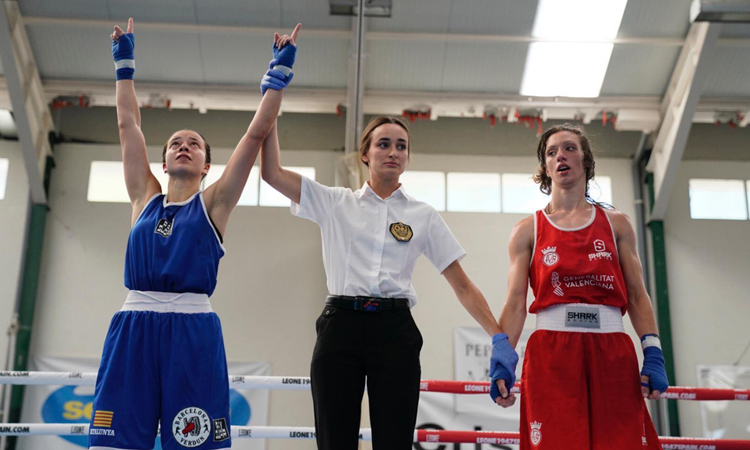 Mérida, del KO Verdun, guanya el títol estatal amateur de boxa