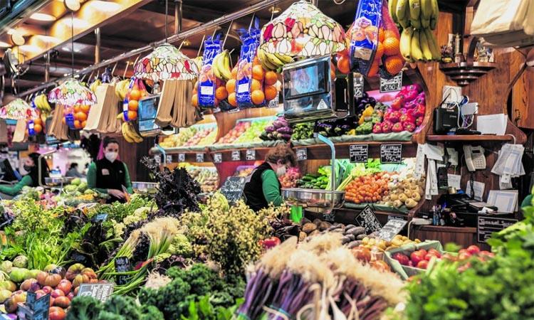Troba aliments locals, ecològics i de temporada