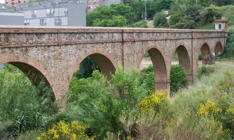 L'aqüeducte de Ciutat Meridiana: història viva de l'aigua a la ciutat