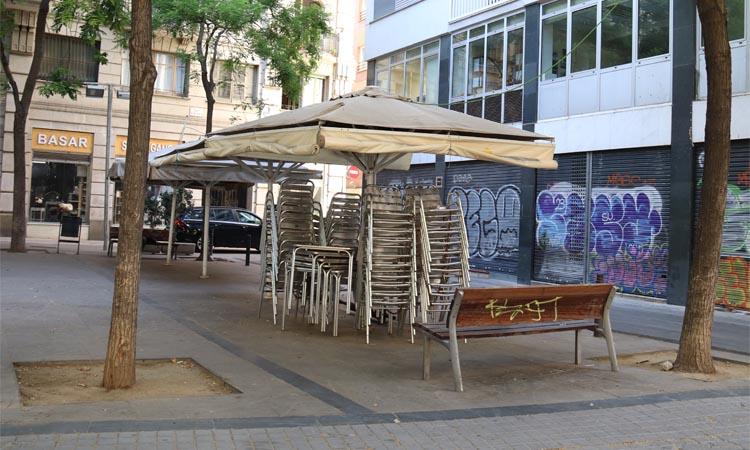 La Fundació Barcelona Comerç, contra el tancament de bars i restaurants
