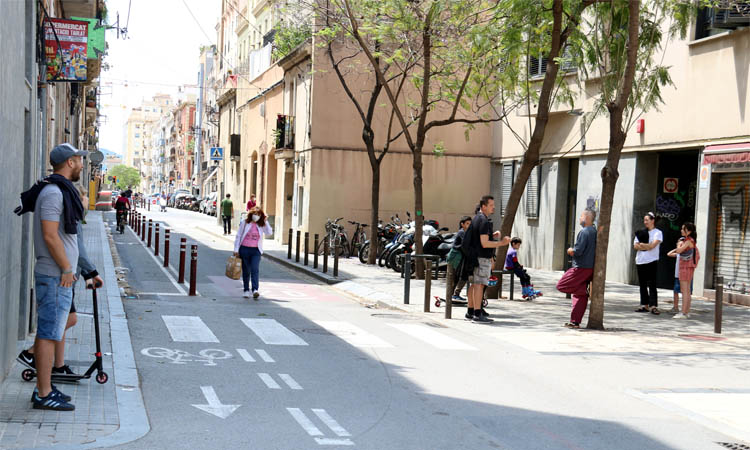 Vergés i Colau demanen que Barcelona entri a la fase 1 dilluns que ve